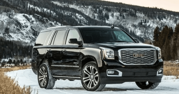 2019 GMC Yukon XL Exterior