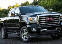 2019 GMC Sierra 3500 Exterior