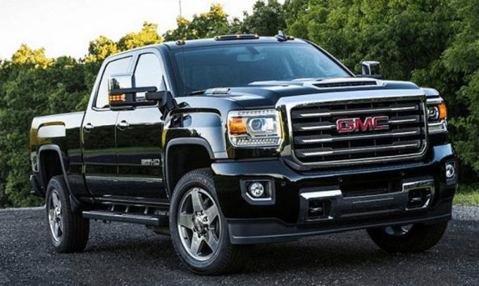 2019 GMC 3500 Diesel Exterior