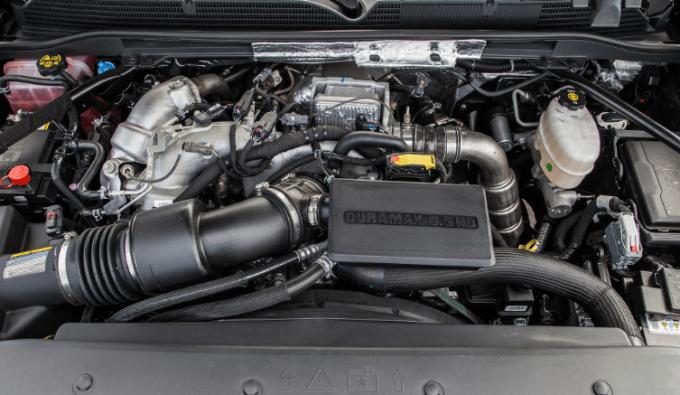 2020 GMC Terrain Hybrid Engine