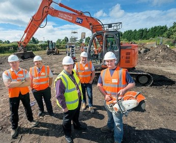 Greater Manchester Construction Training builds a base in
