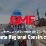 GERENTE REGIONAL DE CONSTRUCCIÓN