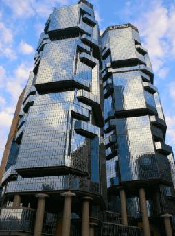 ترخيص مبنى