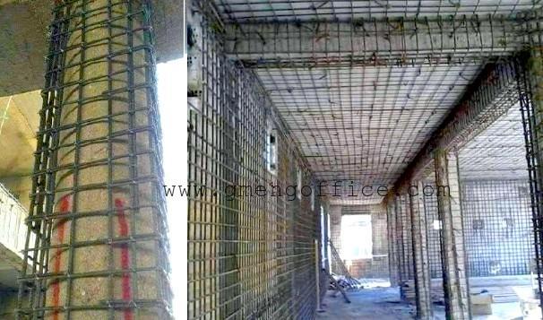 اعمال ترميم البناء