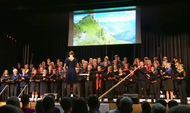 Chorprojekt Ennetbürgen begeisterte mit MundArt