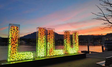 Lilu – Lichtfestival Luzern 2020