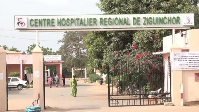 hopital régional ziguinchor - Le Devoir