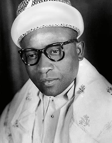 Mama Casset premier photographe au Sénégal