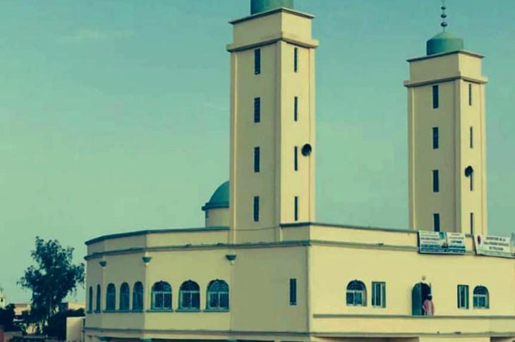 Grande Mosquée Thilogne