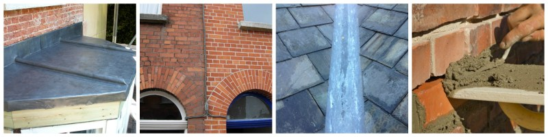 Pointing and leadwork