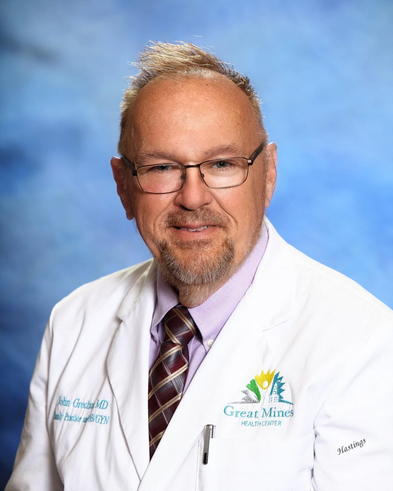 Dr. John Grechus, M.D.