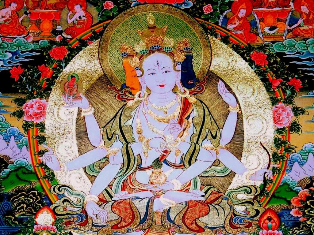 The Usnisa Vijaya Mantra » TBN Blog 溫哥華真佛報部落格