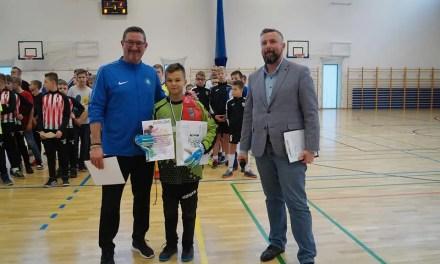 Turniej halowy AVIA Cup pod patronatem Prezydenta Miasta i Gminy Kórnik