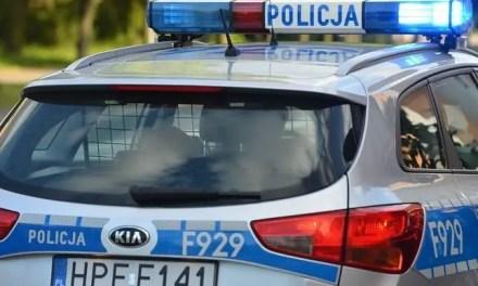 Pijany Kierowca i próba obywatelskiego zatrzymania na Kamionkach