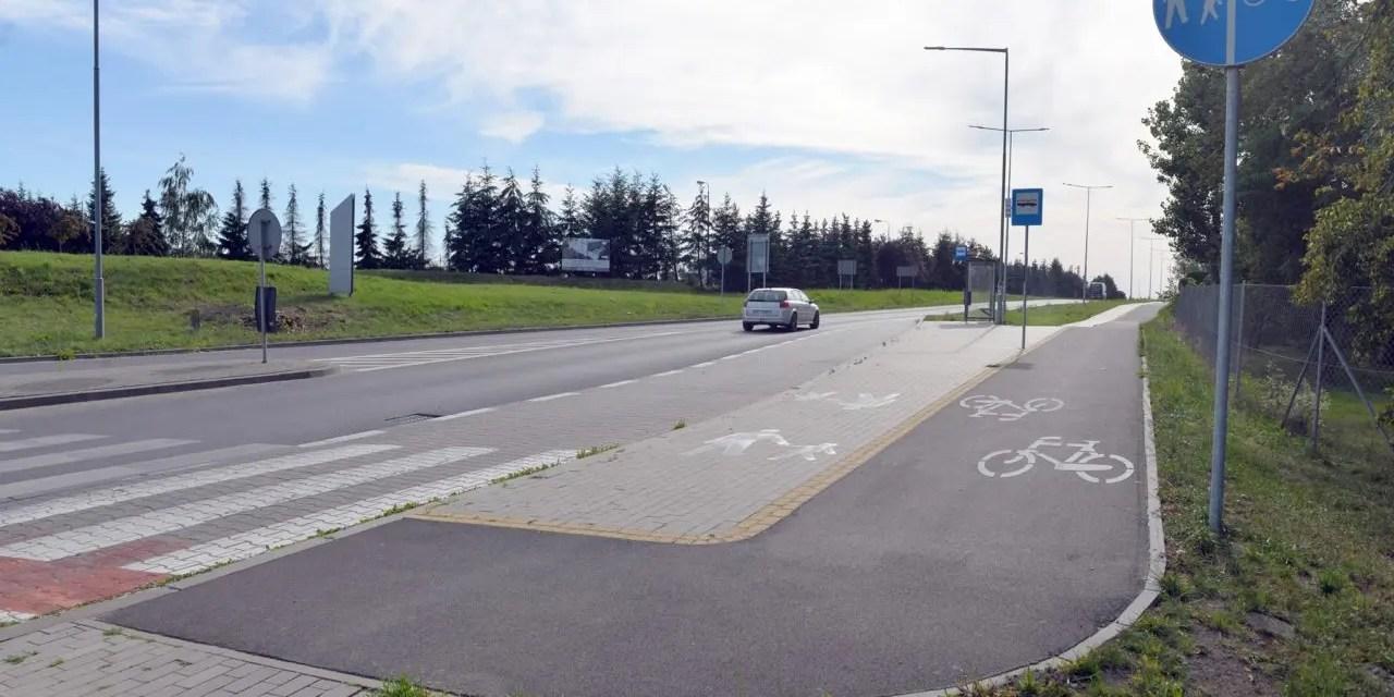 Droga Powiatowa Gądki -Dachowa – Szczodrzykowo