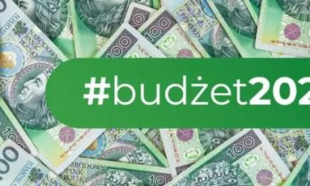 Projekt budżetu kraju na rok 2021