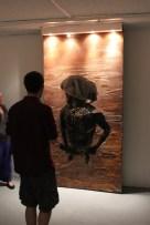 Installation View - 'Machismo'