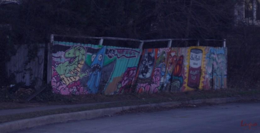Moreland Avenue, Atlanta, GA, 22 February 2009