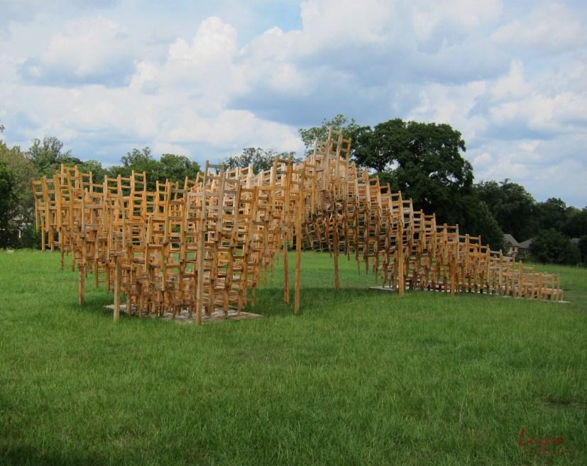 SEAT #4, Freedom Park, Atlanta, GA, 2 September 2012