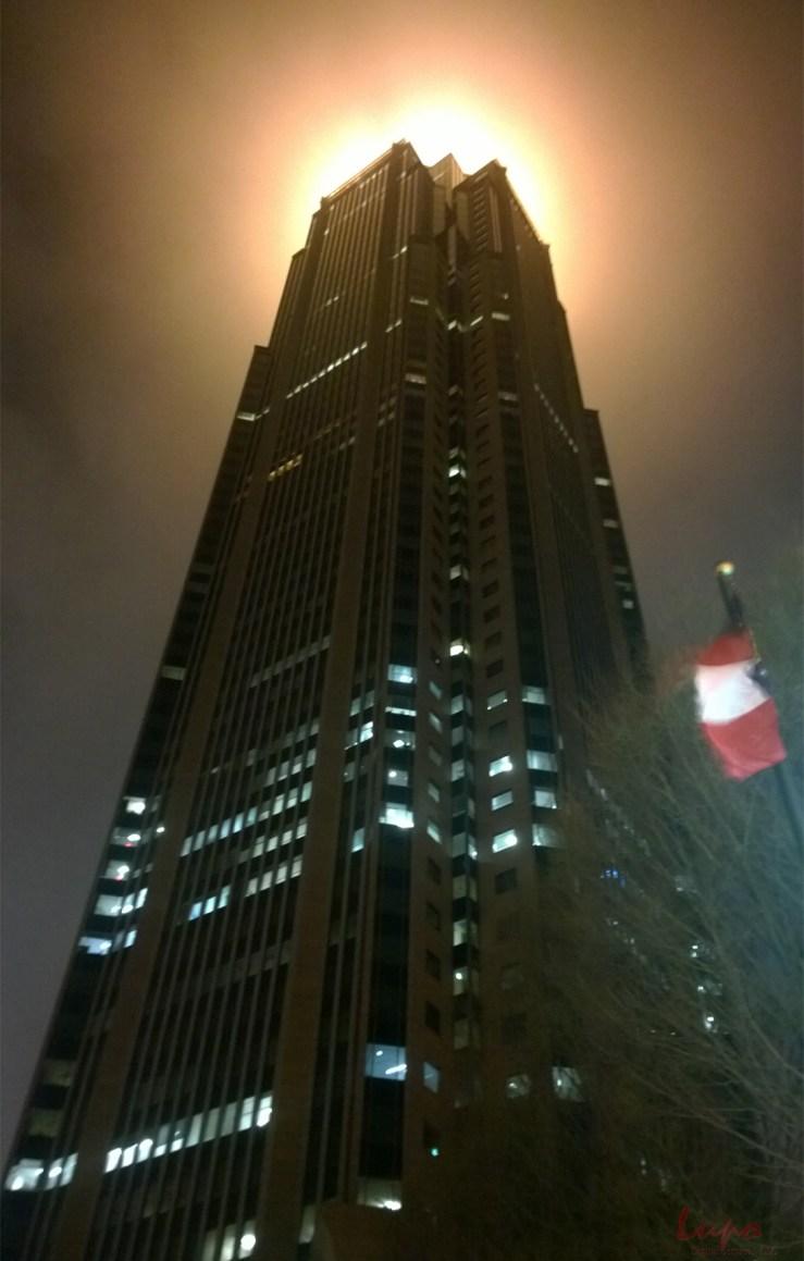 Bank of America Tower, Atlanta, GA, 15 January 2015