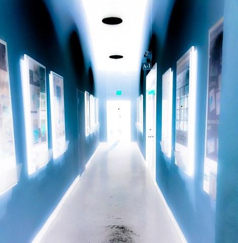 Altered reality passageway