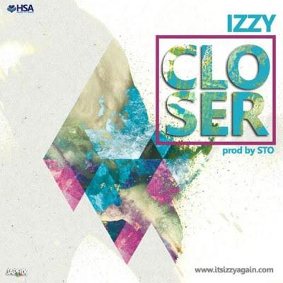 Izzy - Closer Lyrics
