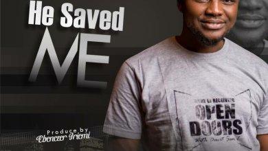 Photo of IG Amos – He Saved Me Mp3 Download