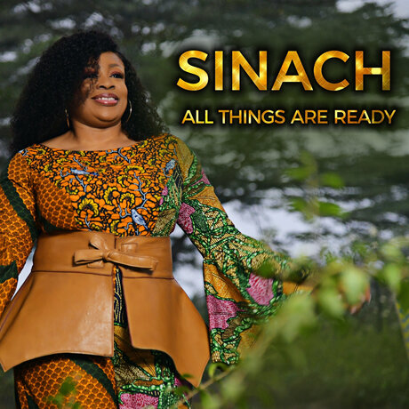 Sinach - All Things Are Ready Lyrics & Mp3