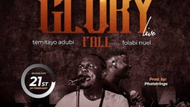 Photo of Temitayo Adubi – Let Your Glory Fall Mp3