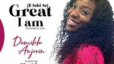 Photo of Damilola Anjorin – Great I Am Lyrics & Mp3 Download