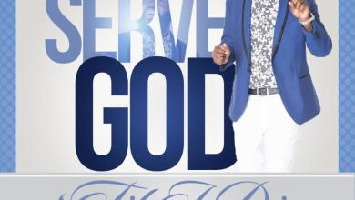 Photo of James L. Patterson – Serve God 'Til I Die