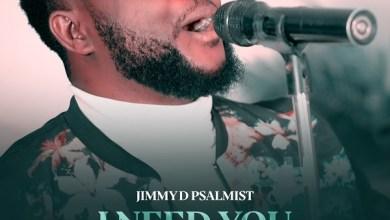 Photo of Jimmy D Psalmist – I Need You Lyrics & Mp3 Download