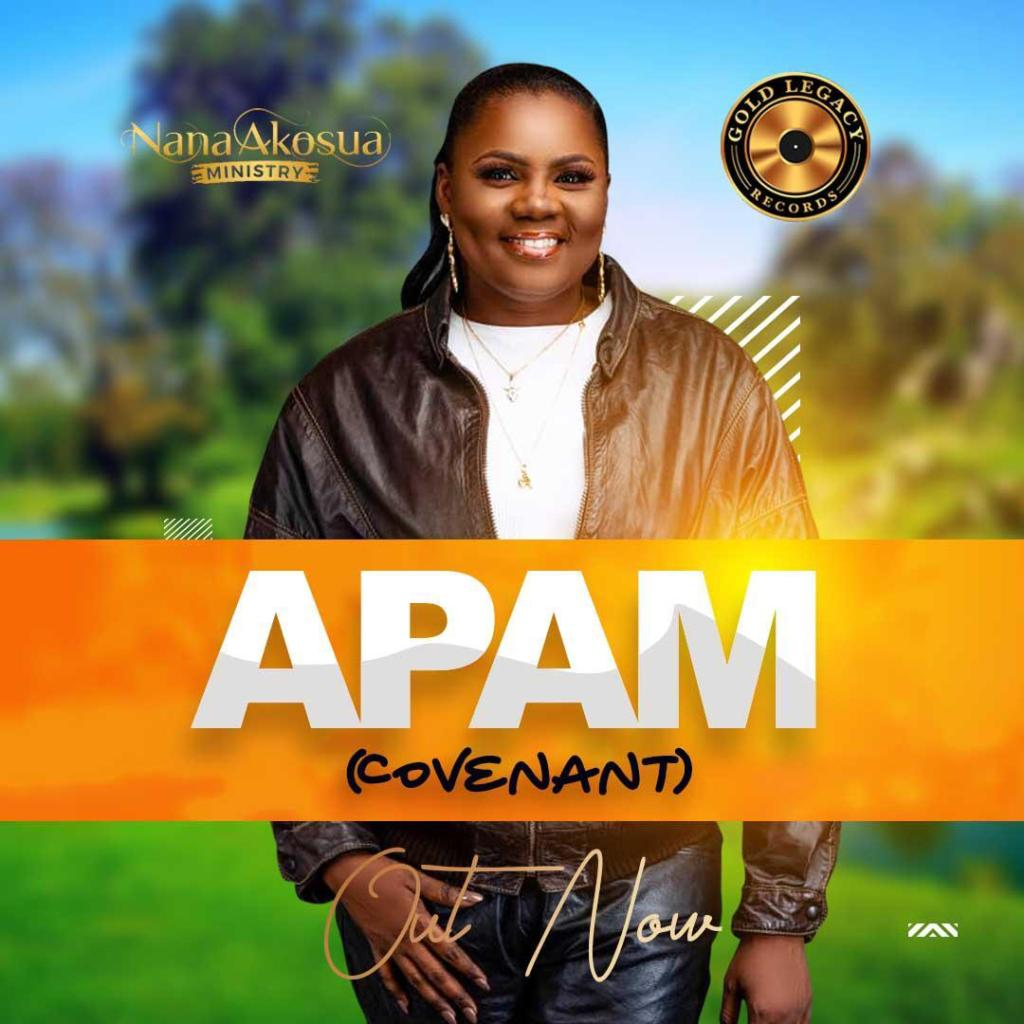 Nana Akosua - Apam (Mp3 Download)