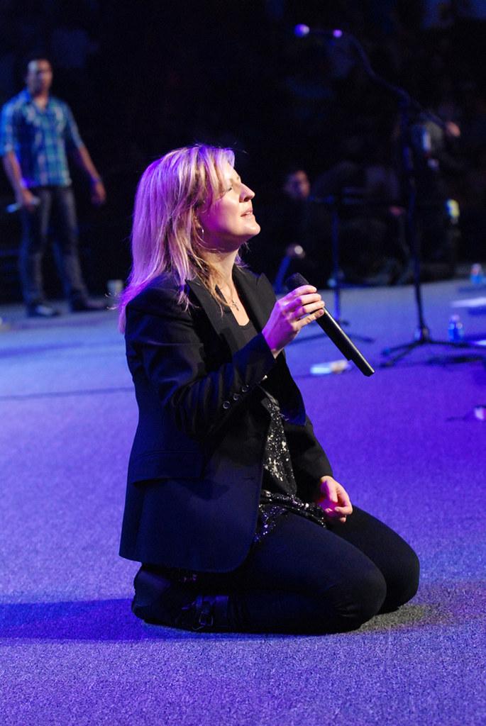 Hillsong Worship: Darlene Zschech