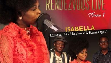 Photo of Isabella – The Secret Place Rendezvous Live