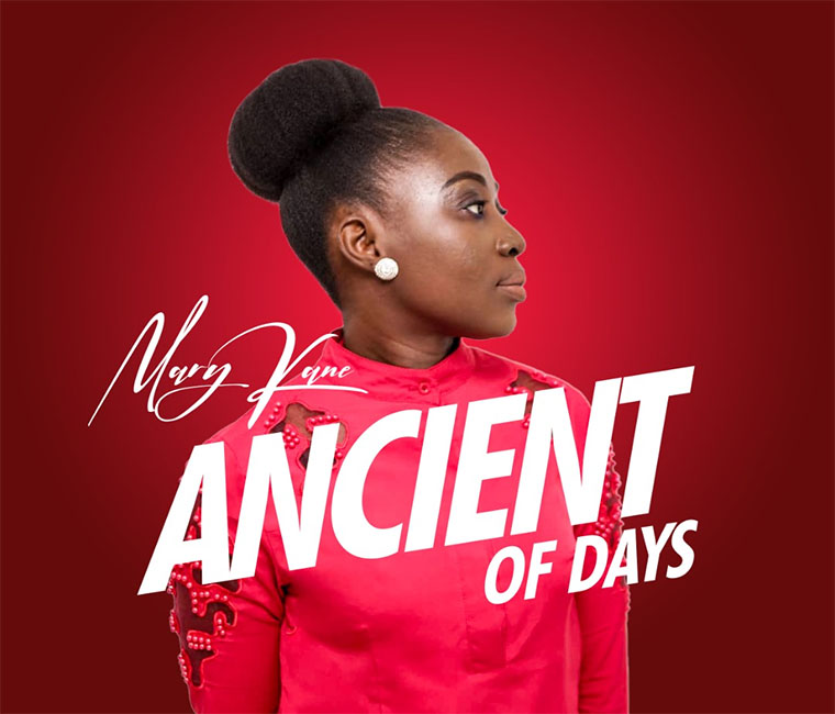 Mary Kane releases Ancient of Days