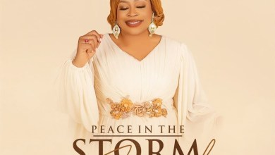 Photo of Sinach – Peace In The Storm (Lyrics, MP3)