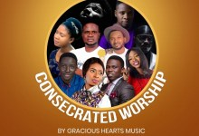 Photo of The Gracious Hearts Music – (Consecrated Worship)