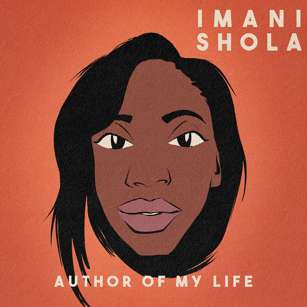 Imani Shola - Author of My Life
