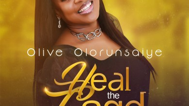 Photo of Olive Olorunsaiye – Heal The Land (Mp3 Download)