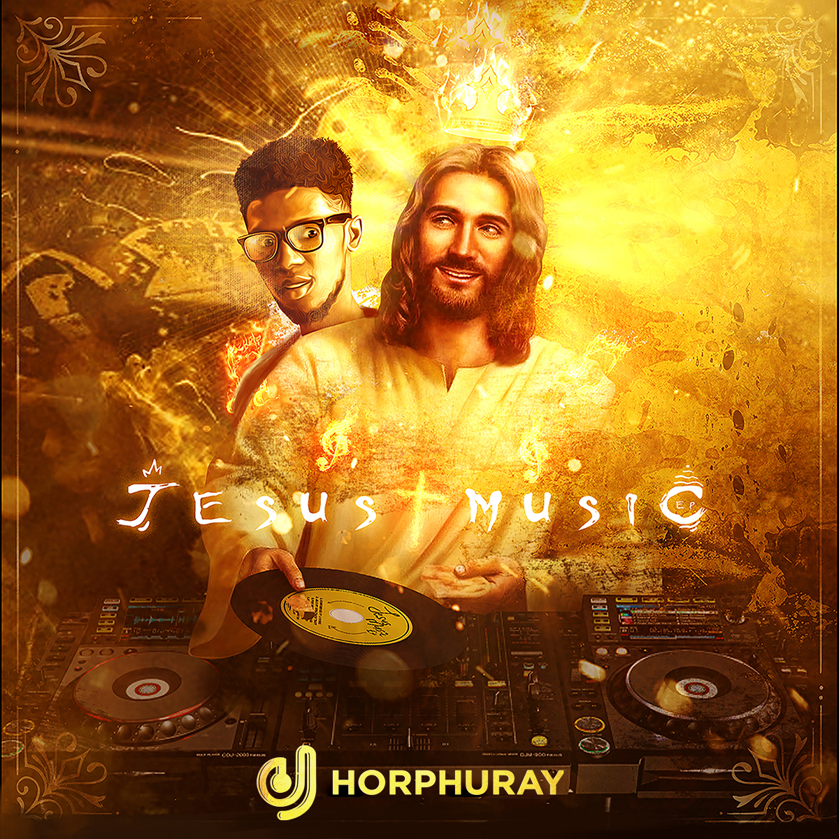 Dj Horphuray - Jesus Music