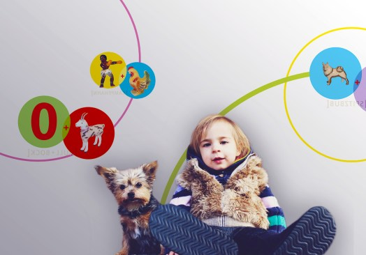Kinderzimmer Tapete: Bilderrätsel