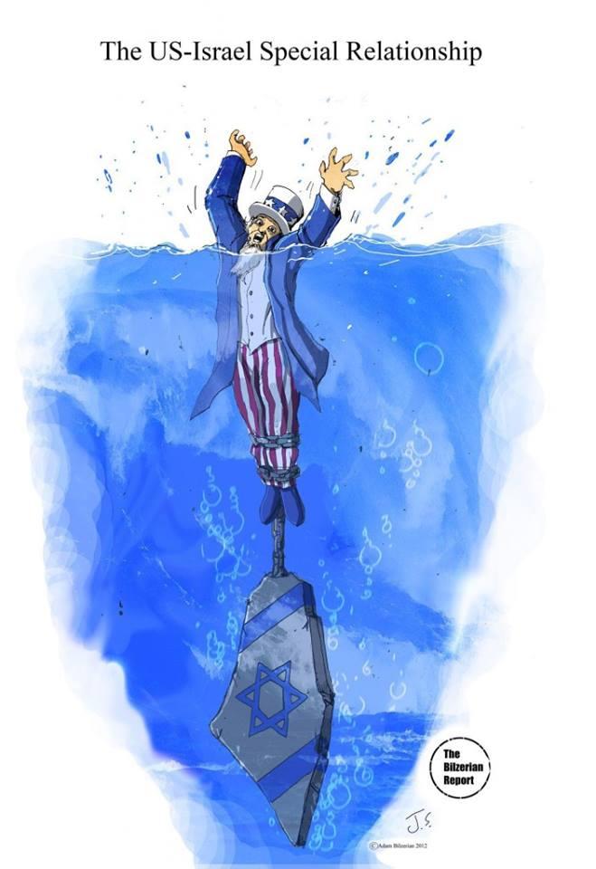 Israel dragging America down