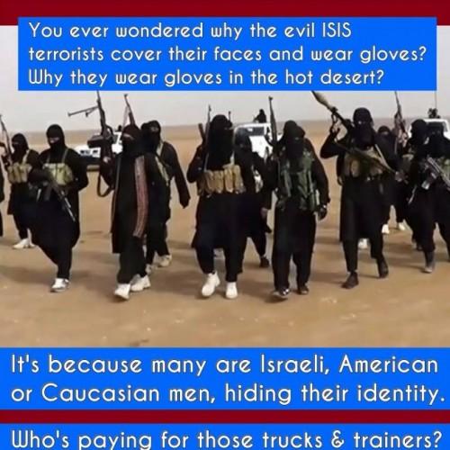 Isis = Israel