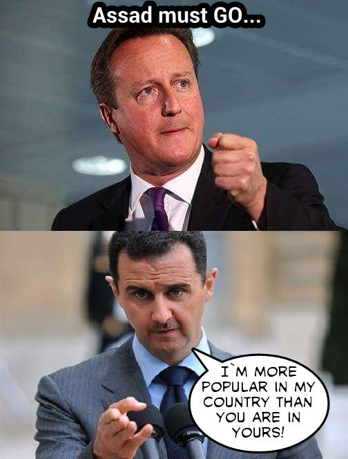 Cameron must go!