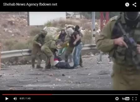 IDF thugs