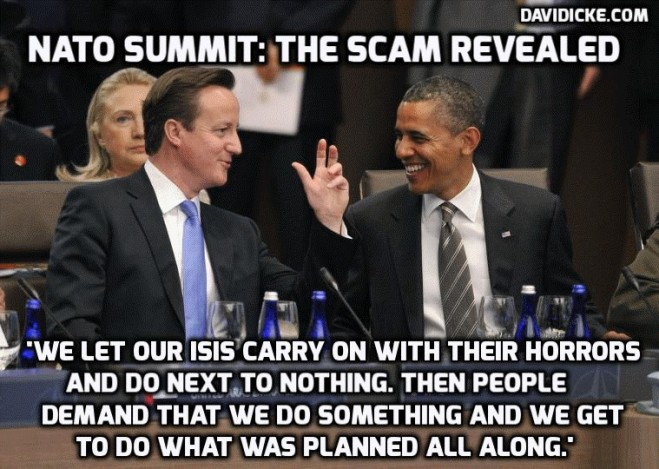 The ISIS Scam