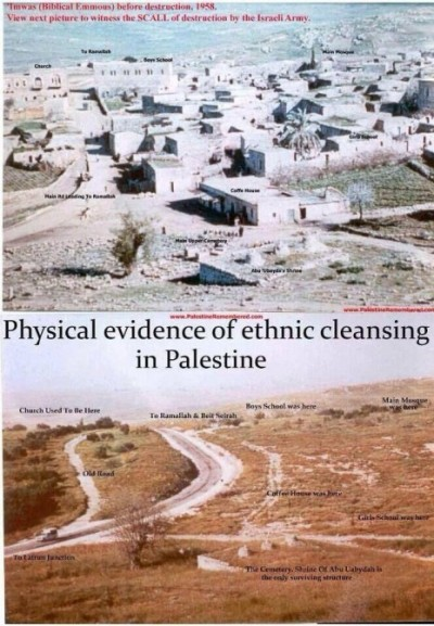 Ethnic Cleansing!