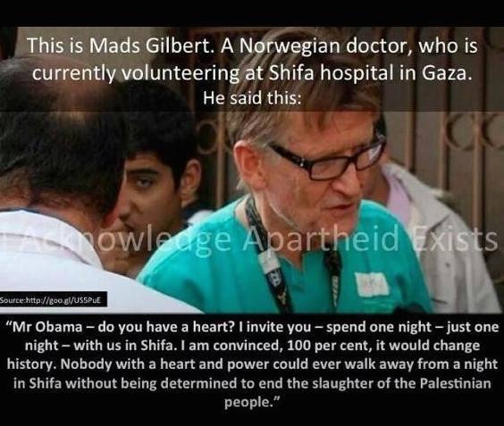 Plea to Obama