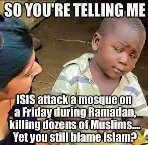 ISIS kill Muslims